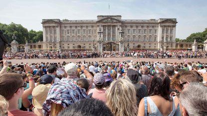Meer dan 430 miljoen euro: zoveel zal renovatie Buckingham Palace kosten