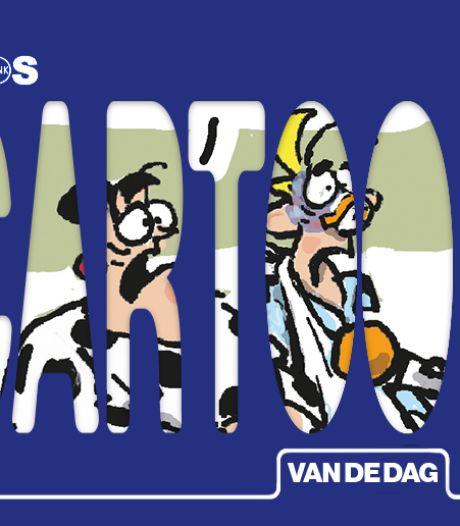 CARTOON   Toos & Henk van zaterdag 19 september
