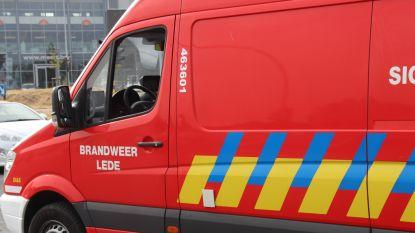Lichtgewonde bij ongeval aan Carrefour