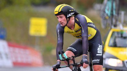 Jurgen Van den Broeck en Victor Campenaerts starten voor LottoNL-Jumbo in Giro