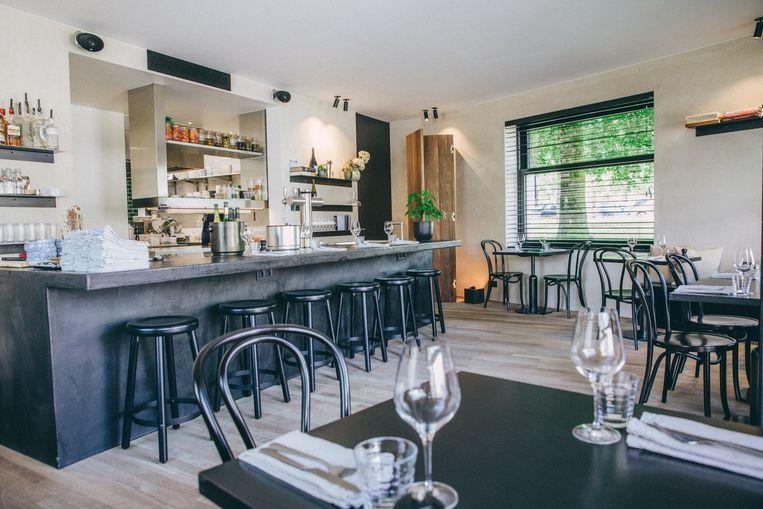 Restaurant Een Twee Vijf in Gent.