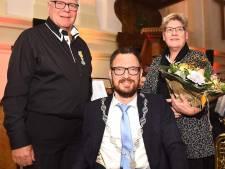 Dick Romp is benoemd tot Lid in de Orde van Oranje-Nassau
