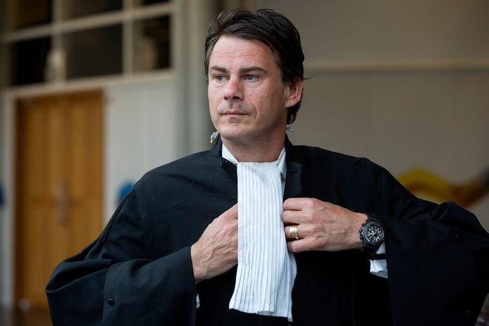 Advocaat Jan-Hein Kuijpers