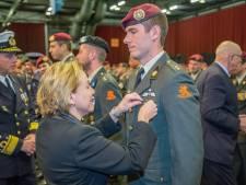Herinneringsmedaille voor 500 militairen in IJsselhallen Zwolle