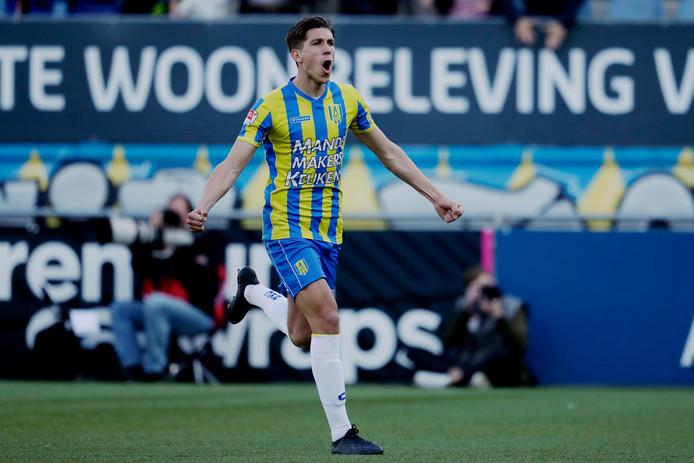 Stijn Spierings maakte de 0-2.