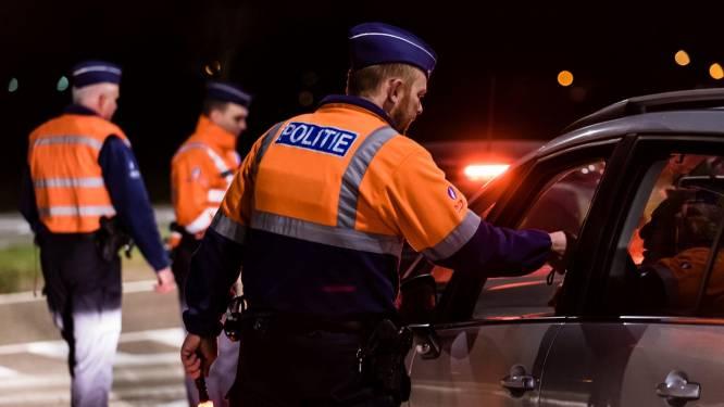 Grootschalige verkeerscontroles in Oostende: heel wat bestuurders lopen tegen de lamp