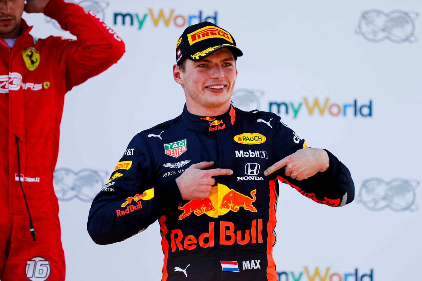Max Verstappen a enfin brisé l'hégémonie de Mercedes cette saison.
