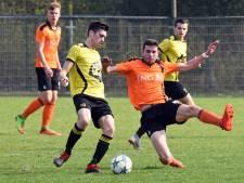 Tholense Boys geeft 0-2-voorsprong bij rust weg in doelpuntrijk treffen met hekkensluiter