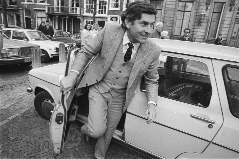 Ruud Lubbers in 1981. Beeld Rob Bogaerts / Nationaal Archief