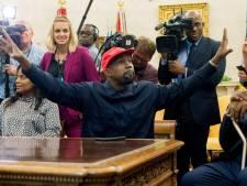 Kanye wil president worden in 2024 en denkt na over een nieuwe naam