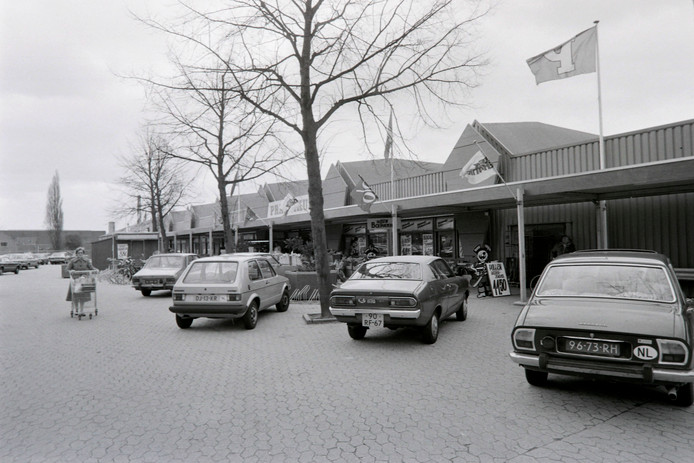 Praktikum in Helmond (1980)