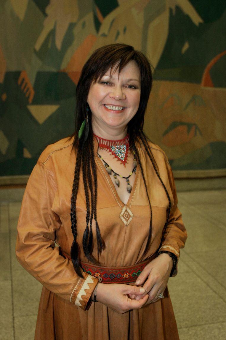 Mari Boine, Sami uit Noorwegen Beeld *