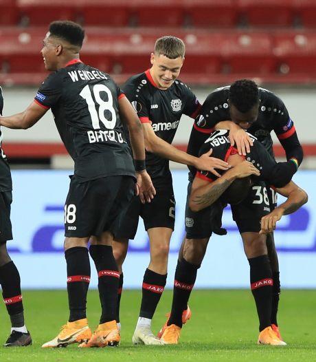 Bayer Leverkusen haalt uit in openingsduel, ook Karsdorp en Roma winnen