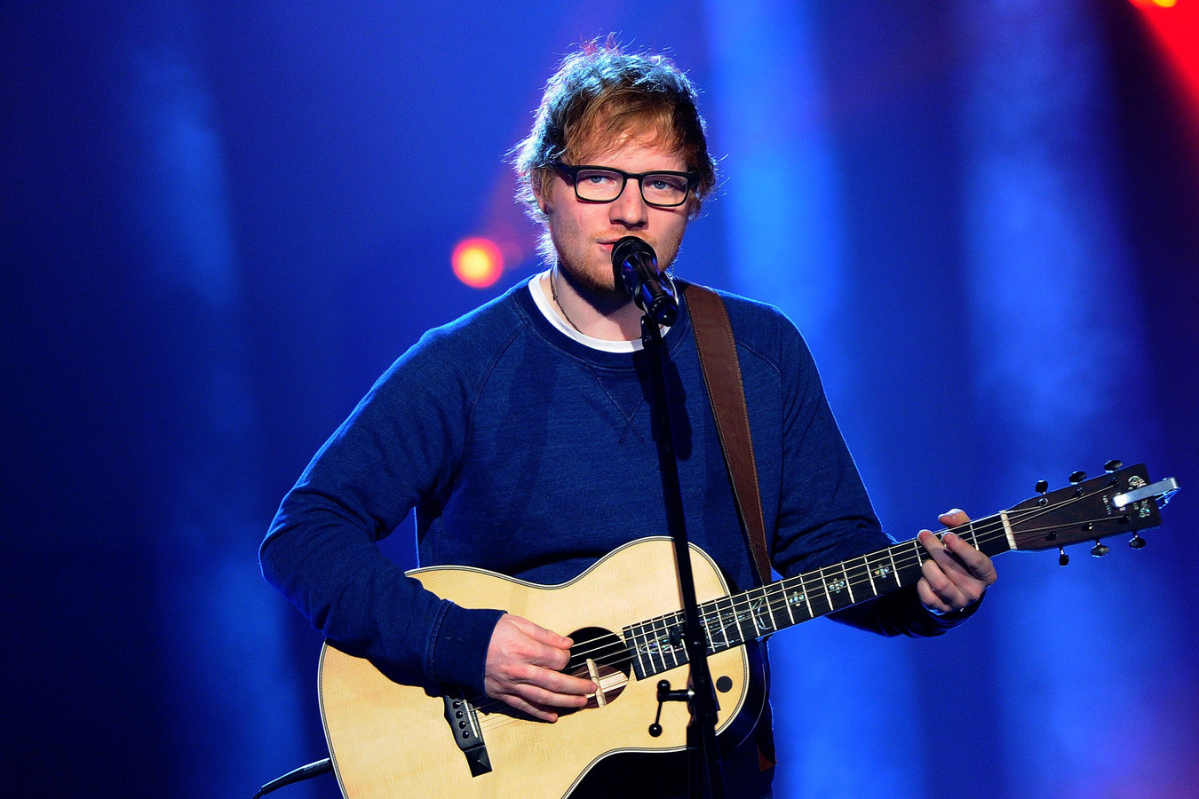 Ed Sheeran erkent invloed No Scrubs op Shape Of You | Foto | tubantia ...