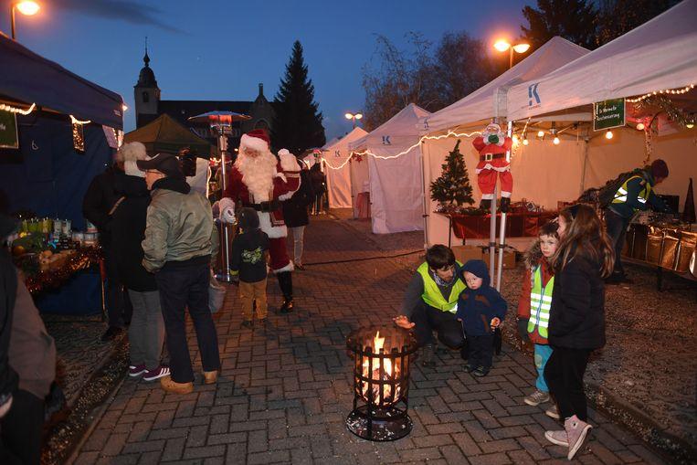 De gemeente is op zoek naar verenigingen die een standje willen uitbaten op de kerstmarkt.