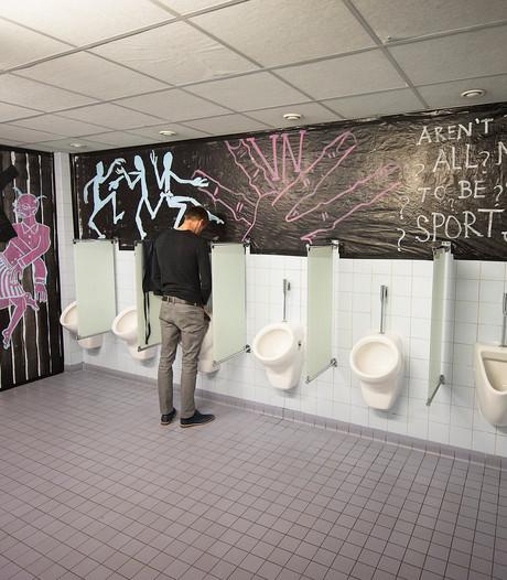 Tussen de kunst naar de wc op Radboud Universiteit