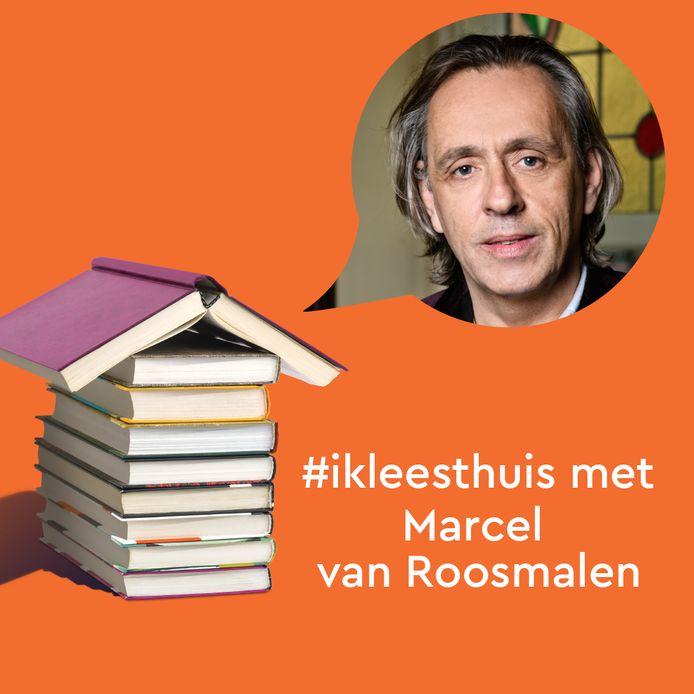 Vandaag lees je in de serie #ikleesthuis het verhaal van Marcel van Rosmalen. 15 bekende schrijvers hebben speciaal voor tijdens de coronacrisis korte verhalen geschreven om de Nederlanders een hart onder de riem te steken.