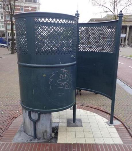 Amsterdamse plaskrul aangeboden op Marktplaats