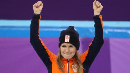 WADA laat zaak tegen Nederlandse shorttrackster Yara van Kerkhof vallen