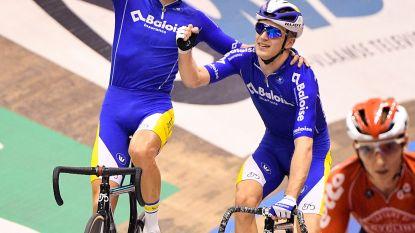 Allerlaatste sprint helpt De Ketele en Ghys aan eindzege