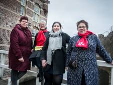 'Graag meer vrouwen in de politiek'