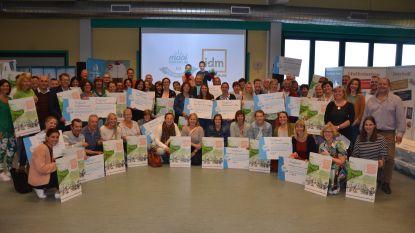 IDM en Mooimakers belonen scholen en verenigingen voor acties tegen zwerfvuil