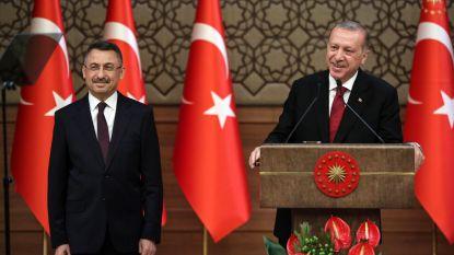 Erdogan stelt nieuwe en kleinere regering voor