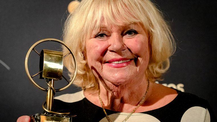 Tineke de Nooij won eerder de Marconi Oeuvre Award. Beeld anp