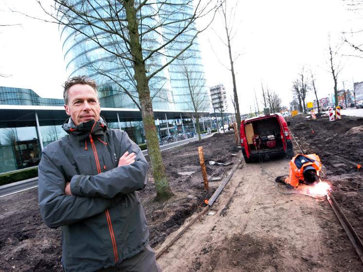 Croeselaan: hoe een drukke verkeersader de duurzaamste weg van Utrecht wordt