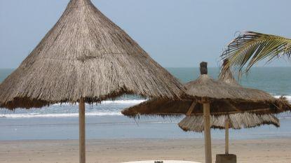 Hotelpersoneel redt drie Belgen van verdrinkingsdood in Gambia