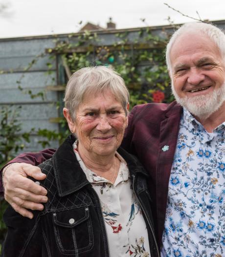 Gouden Paar uit Best: 'We zijn nog steeds gek op elkaar'