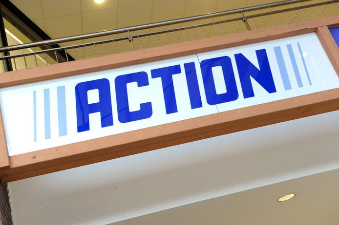 De vestiging van Action verhuist vanuit Zuid-Berghuizen naar In den Vijfhoek.