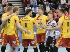 Dynamo in drie sets langs Zaanstad