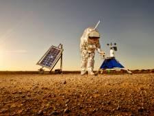 Cinq jours d'épreuves pour les futurs colons de Mars