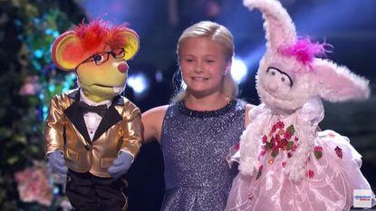 Meisje dat met buikspreekpoppen monden laat openvallen wint America's Got Talent met deze ongelofelijke act