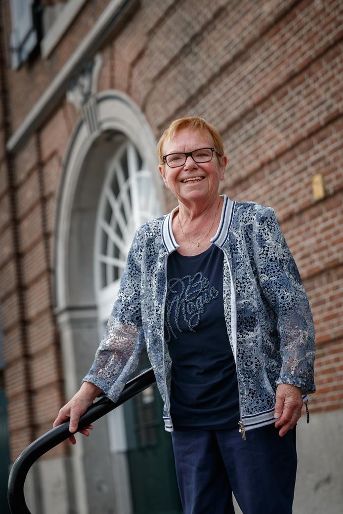 Puck Böhm is eigenares van het Arsenaal en het Oude Raadhuis in Willemstad.