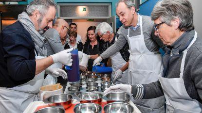 Rotary organiseert feestmaaltijd voor 220 kansarmen