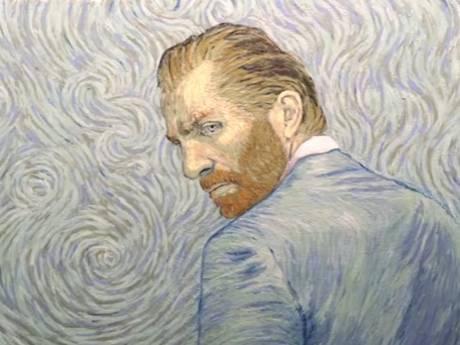 Vincent van Gogh komt tot leven in animatiefilm