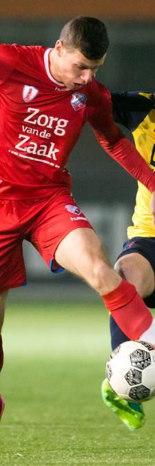 Dikke nederlaag voor Jong FC Utrecht tegen FC Eindhoven