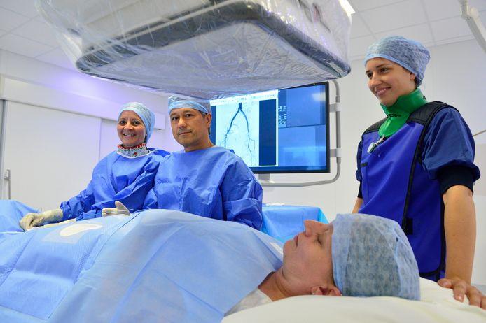 In het Groene Hart-ziekenhuis in Gouda was in 2018 een tekort aan kinderverpleegkundigen en verpleegkundigen voor de spoedeisende hulp.