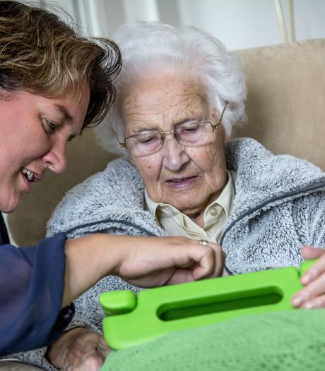 Enschedese uitvinding laat dementerenden herinneringen ophalen