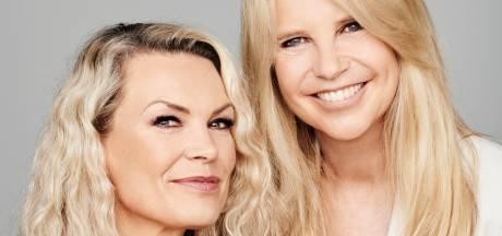 Linda en Jildou: 'Zullen we samen televisie maken? Laat ik John eens bellen'