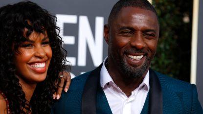 Idris Elba stookt James Bond-vuurtje weer op tijdens Golden Globes