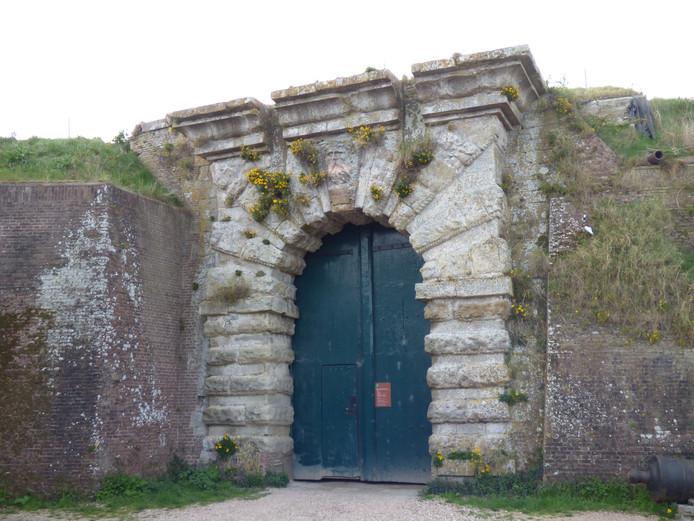 Fort Rammekens.
