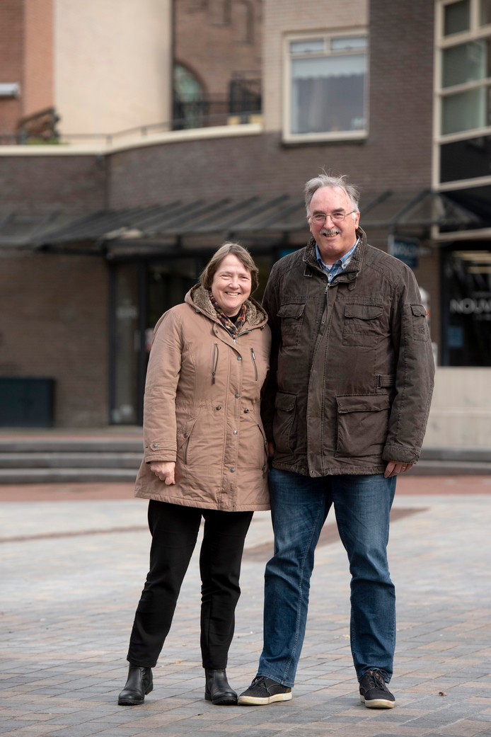 Jan Houterman (57) & Willy Houterman (61) uit Elst.