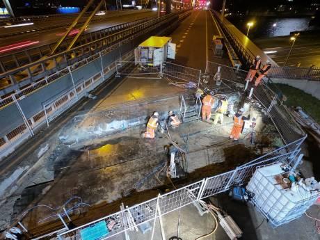 Forse vertragingen rond Utrecht door ongelukken en werkzaamheden