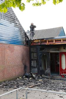 School Lieshout gaat na brand over een week weer open