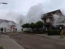Verdachte woningbrand in Raalte in 2020 voor de rechter, getroffen buren voorlopig niet naar huis