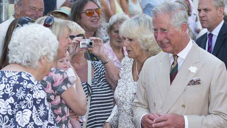 De Britse prins Charles. Beeld getty