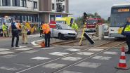 Duits gezin met drie kinderen komt in aanrijding met kusttram in Westende: vrouw zwaargewond